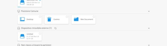 Recupero Dati dopo Formattazione Mac
