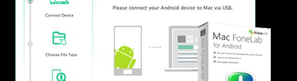 Programma Mac per Recupero Dati Android